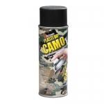 Aerosol Spray Camo Black